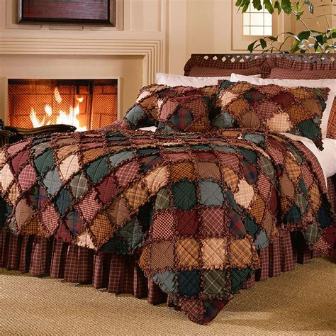 country quilt bedding sets cfire quilt bedding by donna sharp