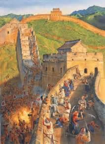 Great Wall of China Battles