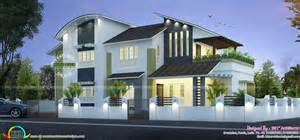 contemporary floor plans for new homes new modern house 35 lakhs kerala home design and floor plans