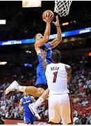 2013  Miami  FL  USA  ...Blake Griffin Dunk On Lebron James