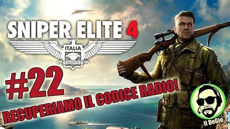 Sniper Elite 4 Gameplay Ita Pc 22 Monastero Di
