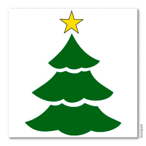 bodypainting schablone weihnachtsbaum