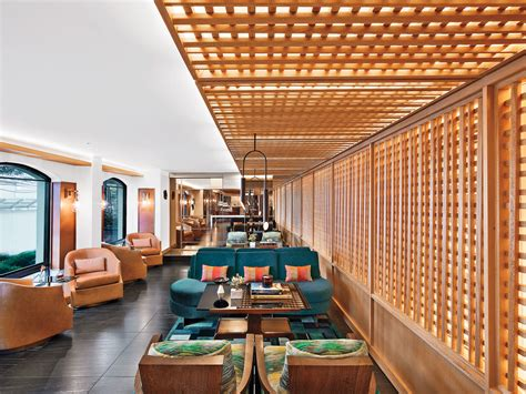 Rottet Studio Captures Local Flair In The Four Seasons