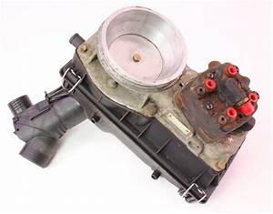 Fuel Distributor Throttle Plate Vw Rabbit Jetta Pickup Mk1