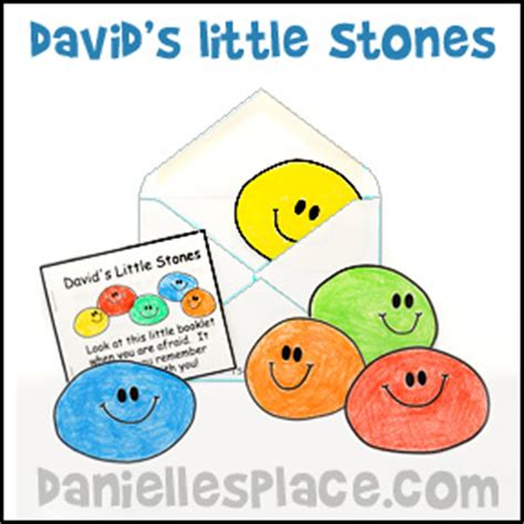 free sunday school lesson for children joseph a 895 | david little stones pic