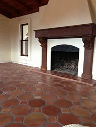 Spanish Saltillo Tile Floors