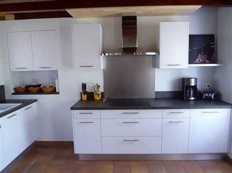 cuisine credence inox pose de cuisine menuisier près de mont de marsan 40