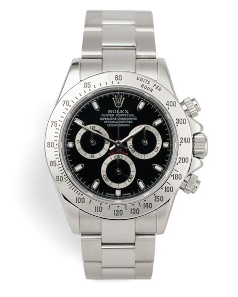 Rolex Cosmograph Daytona Watches | ref 116520 | Early ...