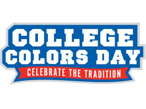 national college colors day 187 national college colors week