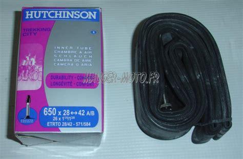 chambre air 650 x 28 42 hutchinson valve presta ets mauger