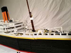 LEGO Ideas - R.M.S Titanic