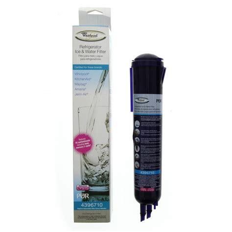 Kitchenaid Fridge Filter by Whirlpool 4396710 Refrigerator Water Filter