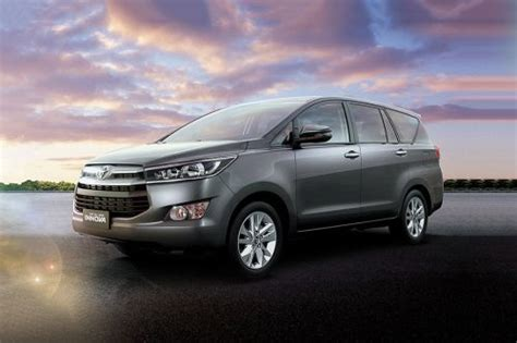 toyota innova price list philippines reviews specs