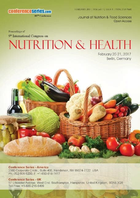 food technology congress  nutrition conference