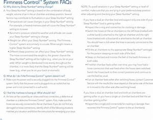 Sleep Number 5000c Universal Remote Control User Manual