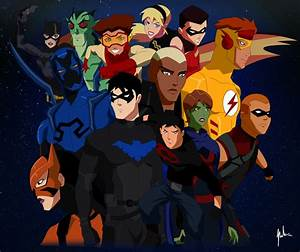 Young Justice Characters Season 2 | www.imgkid.com - The ...