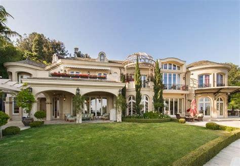 haus kaufen los angeles european villa in bel air luxus architektur magazine design villen