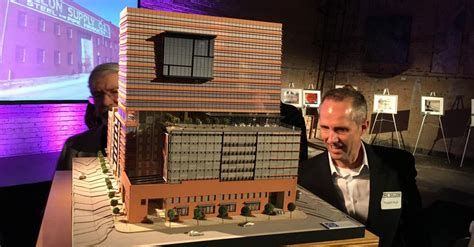 Kane kicks off $150M Dillon tower project in downtown