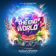 Ra The End Of The World Festival At Tba  East, East (2017