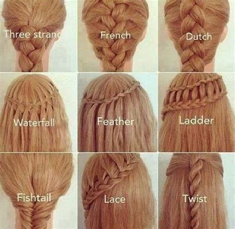 ways to style your hair different ways to do your hair for school