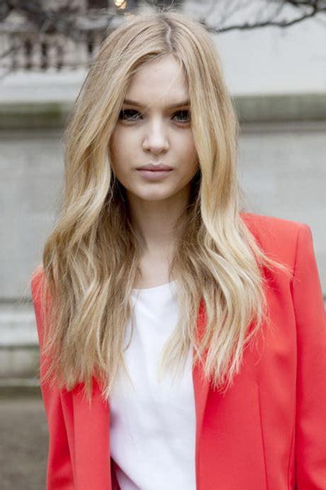 Blonde haarfarben