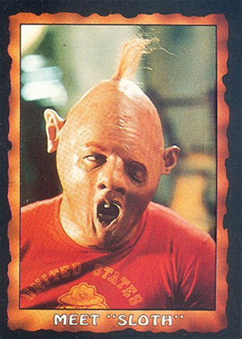 topps goonies trading cards checklist set info buying guide