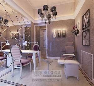 Beauty Salon And Spa Centre Interior Design Photos Of