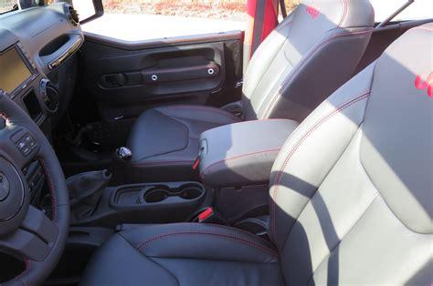 jeep red interior jeep wrangler level red concept interior photo 73