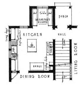 kitchen island with breakfast bar designs bungalow breakfast nook cities bungalow club