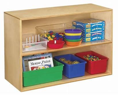 Shelf Shelves Storage Deep Unit Childcraft Active