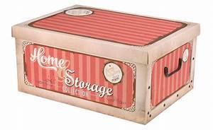 Box Mit Deckel Pappe : retro usa aufbewahrungs allzweckkiste box deckel kiste karton schachtel pappe ebay ~ Markanthonyermac.com Haus und Dekorationen