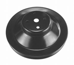 Engine Pulley Water Pump 1v Ra Fits 1969