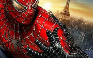 Spider man marvel black HD pictures.