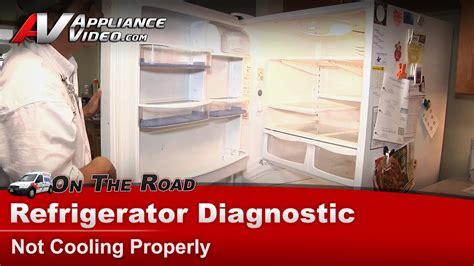 amana whirlpool refrigerator diagnostic repair