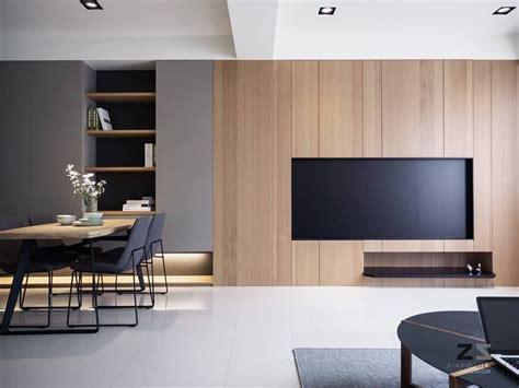 Living Room Designs, Tv Feature