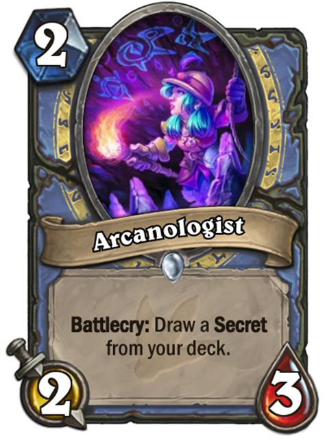 mage hearthstone deck ungoro un goro analyses cartes mage hearthstone heroes of