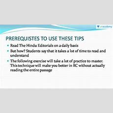 Reading Comprehension Tips And Tricks  Reading Comprehension And Vocabulary Tips For Banking