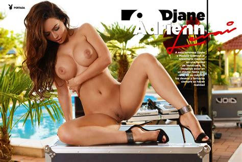 Adrienn Levai Nude For Playboy Venezuela