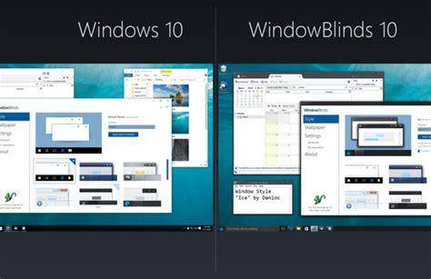 windowblinds updated  unique skins option  hide