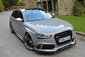 Audi Rs 4 : audi a4 b8 avant to rs4 full body kit xclusive customz ~ Melissatoandfro.com Idées de Décoration