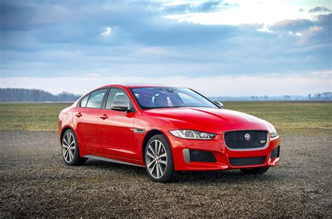 Jaguar Xf Modification by Jaguar Introduced The New Modification Of The Sedan Xe And Xf