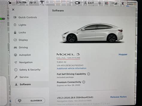 View Tesla 3 Tech Spec Images