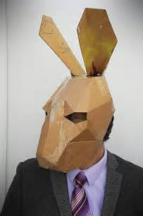 Make Your Own Cardboard Mask