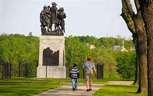 Battle of Fallen Timbers Monument