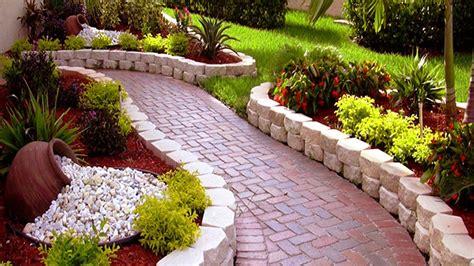 Backyard Gardens Ideas by Awesome Garden Landscaping Ideas Backyard Landscaping