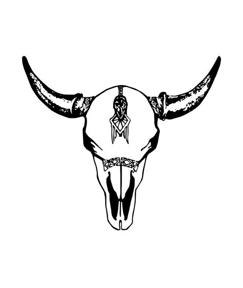 buffalo tattoo  dcer tatouages temporaires ephemeres