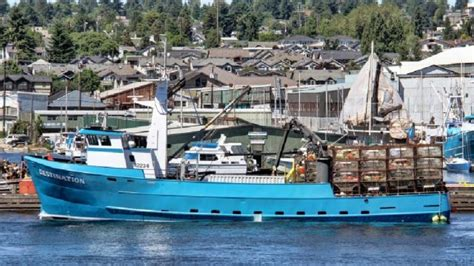 Crab Boat Destination Cause Of Sinking by Destination Shipwreck Log