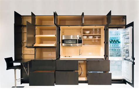 space saving kitchen furniture space saving furniture for small rooms digital trends