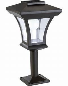 Lampadaire De Jardin : lampadaire de jardin solaire led sur pied clairage solaire cour et jardin ~ Teatrodelosmanantiales.com Idées de Décoration
