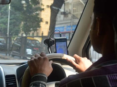 Uber Gives Drivers In India A Salary And Social Mobility